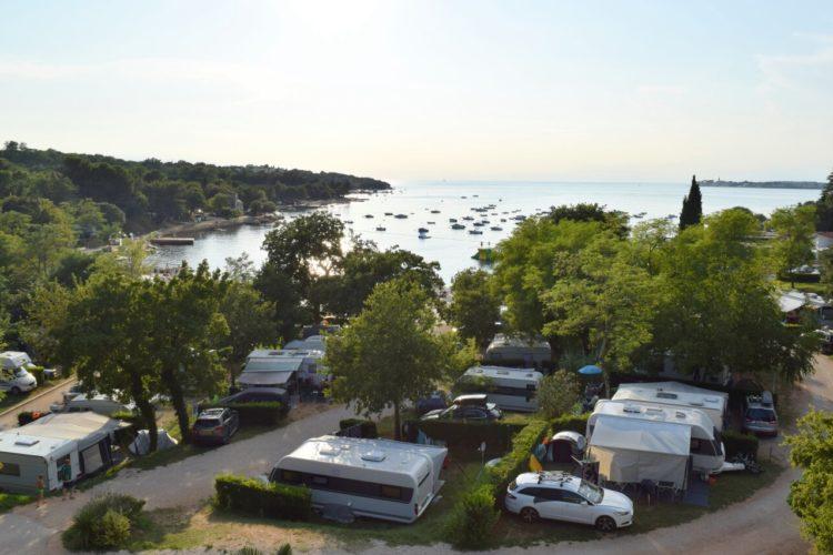 Lanterna Premium Camping Resort, Istrien, Kroatien