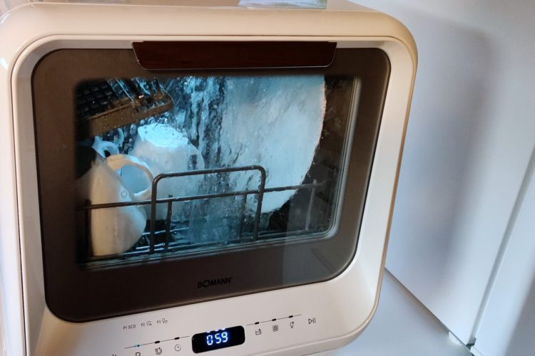 Bomann TSG 7402 Geschirrspüler